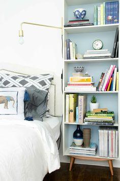 Nice Einrichtungsideen Kleine Räume Gästezimmer Einrichten Bücheregale