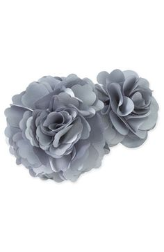 Tasha 'Double Flower' Hair Clip available at #Nordstrom