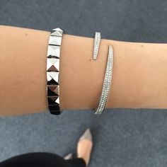Kombinationsfreude! #juwelierchrist #armparty #armcandy