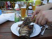 Grillen mit den Bertolli Olivenöl-Sprays Sprays, Food, Crickets, Simple, Meal, Essen, Hoods, Meals, Eten