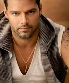 Ricky Martin ... a beautiful human