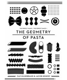 The Geometry of Pasta - Cool!