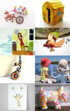 A bit of fantasy by Stuart McWilliam on Etsy--Pinned with TreasuryPin.com