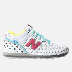 Loving these retro New Balance 996 Polka Pack trainers!