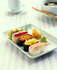 Wish I could make this at home -  TOP-5 sushi recipes