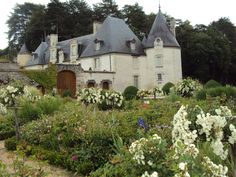 Chateau Chatonniere, Loire Valley, France