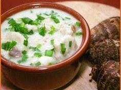 Nutrição e Qualidade de Vida: Sopa de Inhame