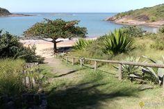 Bacutia Beach -Guarapari, Espírito Santo