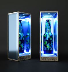 Heineken Bar POSm on Behance
