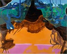 Dexter Dalwood, 'After the Deluge,' Gagosian Gallery Dexter Dalwood, Gagosian Gallery, Art For Sale, Contemporary Art, Artsy, February 2015, Painters, Florida, London
