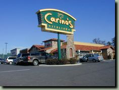 Carino's...known all over the region. #Pigeon #Forge #Tennessee #dining