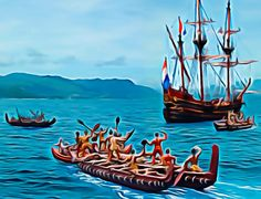Soon May the Wellerman Come | Tales of History and Imagination Treaty Of Waitangi, Terra Australis, Abel Tasman, The Endeavour, Song One, South Island, World History, Tahiti, Sailor