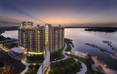 disney contemporary resort photos | Photo of Bay Lake Tower at Disney's Contemporary Resort