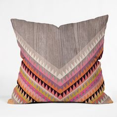 Iveta Abolina Boardwalk Outdoor Throw Pillow | DENY Designs Home Accessories