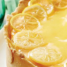 Sweet on Citrus | Candied Lemon Slices | SouthernLiving.com