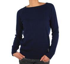 Bleed - WMNS Knitted Jumper dark blue