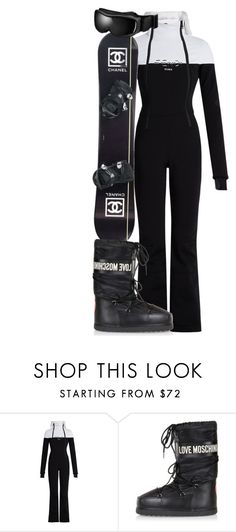 """""""Let no man pull you so low as to hate him."""" by quiche ❤ liked on Polyvore featuring Fendi, Chanel and Moschino"""
