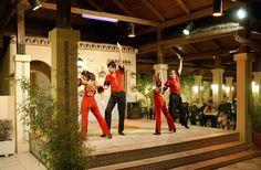 Spectacle de danse Espagnole au Club Marmara Camino Real 4*