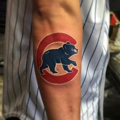 Image result for chicago cubs tattoos
