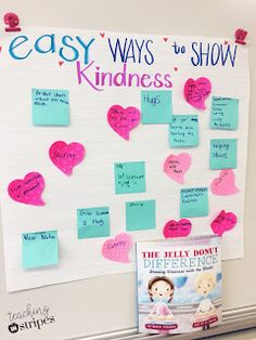 The Jelly Donut Difference: Virtual Book Tour - Teaching in Stripes
