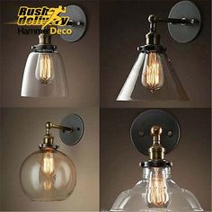 (34.20$)  Buy here - http://aiad2.worlditems.win/all/product.php?id=32689302417 - Light bulb pendant light copper glass restaurant pendant light single pendant light vintage retractable wall lamp american style