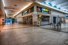 Coral Ridge Mall, Fort Lauderdale, FL with crossville gypsum tile design.