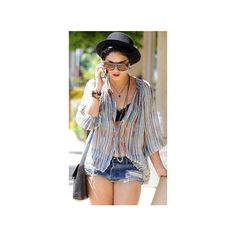 One Teaspoon Original Trash Whore Shorts in Classic Blue ($99) ❤ liked on Polyvore featuring shorts, oneteaspoon and blue shorts