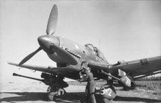 Ju 87G-1 of StG-2 at Kursk, July 1943