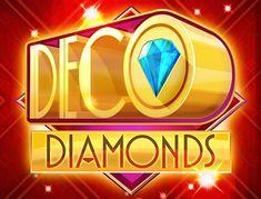 Deco Diamonds, unearth exuberant treasures when you play this glamorous slot machine.