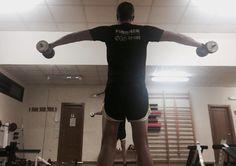 Por fin es lunes.  Tienes toda la semana para hacer deporte trabajar descansar y VIVIR! #hazloporti davidbaldovi #hazloporti