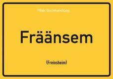 Fräänsem (Freinsheim) - Postkarte