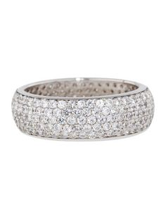 2.42ctw Diamond Eternity Ring
