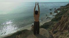 Yogi Cameron, star of A Model Guru, demonstrates a kapha balancing yoga sequence to help combat depression or sluggishness.