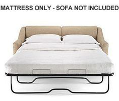 The Lifetime Sleep Products A Sofa Sleeper Foam Mattress