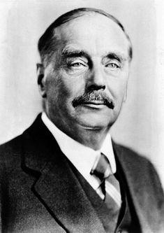 Herbert George Wells, , tambien denominado padre de la ciencia ficcion , fue un escritor, novelista, historiador y filósofo británico. famoso por sus novelas y articulos de ciencia ficción.