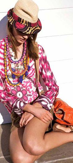 Tory Burch ♥✤ | Keep the Glamour | BeStayBeautiful