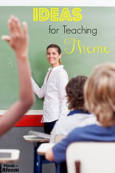 Ideas for Teaching T