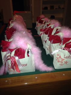 American Girl Party Bags