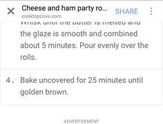 Pillsbury Pizza Crust Recipes, Advertising, Baking, Bakken, Backen, Sweets, Pastries, Roast