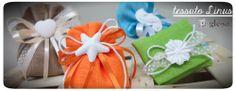 Dal classico bianco fino alle tinte più vivaci: 11 colorazioni intense per 10 forme diverse di sacchetti! http://www.glesa.it/vetrine/tessuto-linus