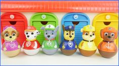 Paw Patrol Weebles Tayo the Little Bus Playset Marshall Rocky Chase Skye Wobble Disney Toys  This is an educational learning video with toys that can help with eye-hand coordination fine motor skills and learning English as a second language (ESL).  Subscribe here to never miss a video: https://www.youtube.com/channel/UCsRW8ikkc-uISUXtNKBfFcw?sub_confirmation=1  - Watch my last video:  Sparkle Spice is a channel where we make learning videos for preschools babies and toddlers open a lot of…