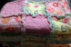 love rag quilts