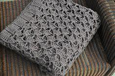 Mereknits: Chocolate Blanket