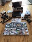 Sony PS3 120 GB Bundle W/ Games And Controllers
