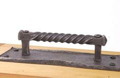 Forged steel door pulls!