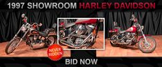Lloyds Auctioneers and Valuers - Auction Lots Under The Hammer, Harley Davidson, Auction, Presents, Entertainment, Display, Eyes, Antiques, Gifts
