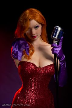 Why Don't You Do Right? - Jessica Rabbit by Ardella.deviantart.com on @deviantART