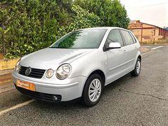 Volkswagen polo 1.2 64cv gasolina... bajo consumo** perfecto estado general***++  a�o 2002 **171.000 kms ** aire acondicionado** elevalunas electricos** ordenador de abordo**espejos electricos y calefactables** recien pintado** itv pasada**  ��se entrega con revision y mantenimientos!!  ///cambio de titularidad 149� no incluida///  ++garantia rpm clasic 12 meses incluida++  ---aceptamos coche como parte de pago-  +++visitenos disponemos de mas de 50 vehiculos en stock, todos revisados y…