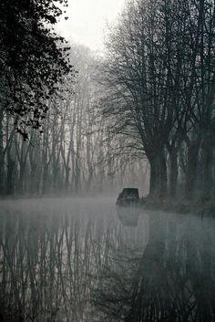 Frühen Morgennebel. atmosphärische von MadeleinePhotography auf Etsy, $30.00