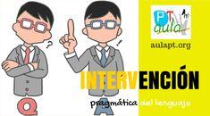 Intervención en Pragmática del lenguaje